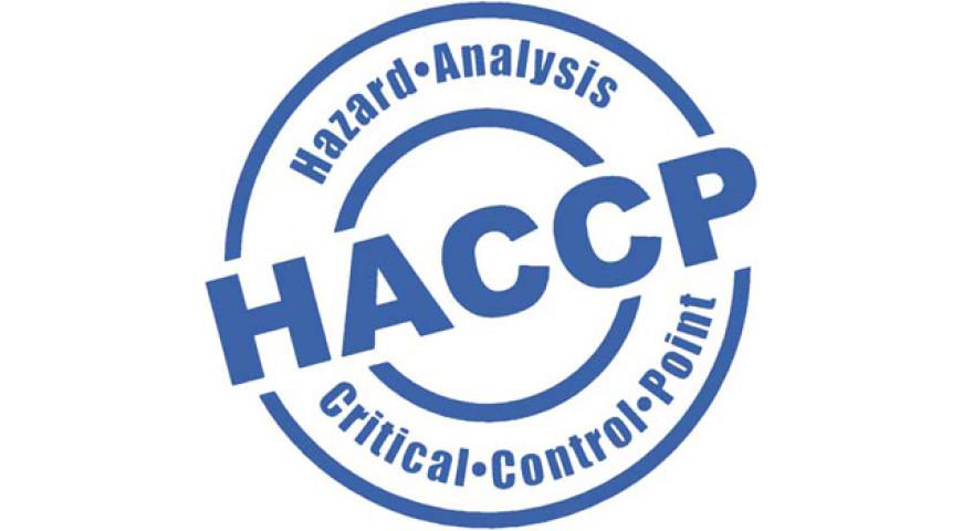 Certficación HACCP o BPM